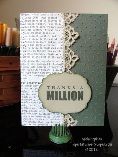 Millioncardaselahop