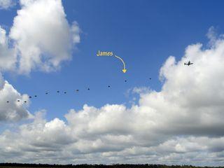 James last Jump Airborne