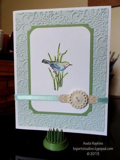 Birdgrassaselahop