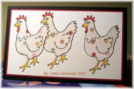 Dressedchickens
