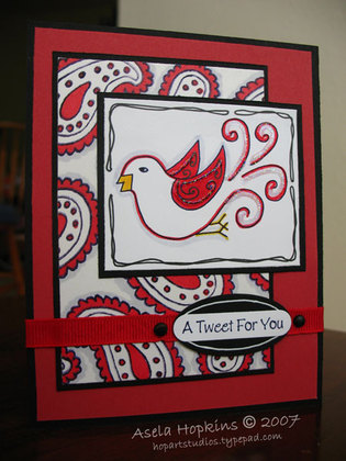 Tweetyinred